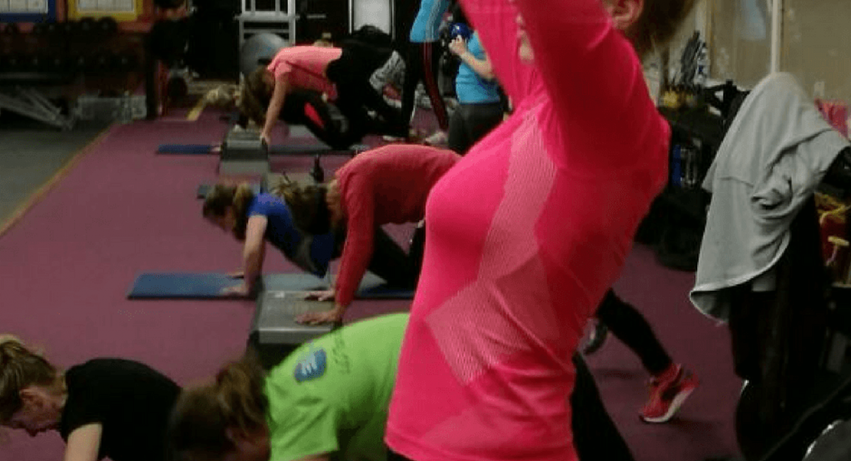 womens fitness south dublin personal trainer.